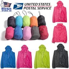 <b>Outdoor Women Men</b> Thin Windbreaker Sports Ultralight Jacket <b>Skin</b> ...