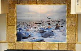 Tile Murals For Kitchen Custom Tiles And Tile Mural Pictures Custom Tile Murals