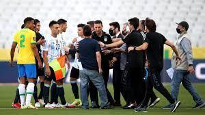 Brezilya-Arjantin maçı, konuk oyuncuların Covid kurallarını ihlal ettiği  gerekçesiyle yarıda kaldı > Cryptousa News