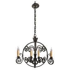 custom hand made iron chandelier from haciendalights com iron chandeliers chandelier lighting