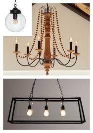 coordinating lighting in your kitchen and breakfast nook pendant