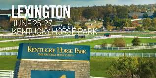 Kentucky Horse Park Seating Chart Mustang Kentucky