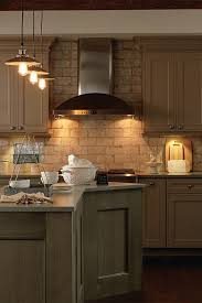 kitchen cabinets lighting. kitchen cabinets with sensio lighting installed