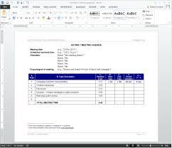 Template Mandatory Meeting Template Add To Staff Memo Mandatory