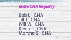 Duties And Responsibilities Of A Cna Certified Nursing Assistant How To Become A Nurse Assistant