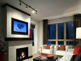 track lighting in living room. Track Lighting Living Room Ideas For Family In