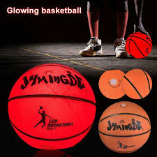 Light Up Ball Game Details About Light Up Basketball Led Official Size Weight Glow Illuminated Ball Night Game