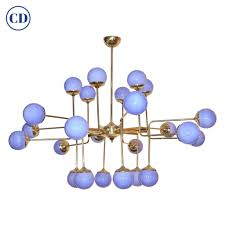 italian modern lighting. Beautiful Italian Italian Modern 24Light Brass And Lavender Periwinkle Murano Glass  Chandelier  Cosulich Interiors U0026 In Lighting