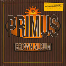 <b>Primus</b> - <b>Brown Album</b> - Vinyl 2LP - 1997 - US - Reissue | HHV