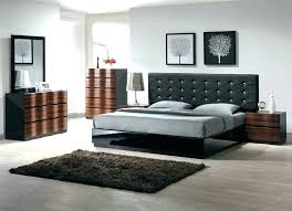 black modern bedroom sets. What Furniture Goes In A Bedroom Sets Black Contemporary Timeless . Modern S