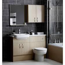 modular bathroom furniture bathrooms. Noble Dueto Slimline Toilet Unit : UkBathrooms Modular Bathroom Furniture Bathrooms H