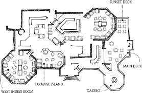 restaurant floor plan. The Bahama Breeze Restaurant Floor Plan For Gwinnett, GA West Indies Room