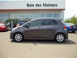 Used 2009 Toyota Yaris RS in Caplan - Used inventory - Toyota Baie ...