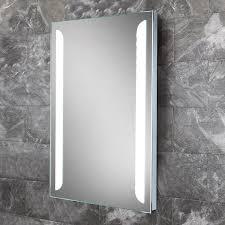 HIB Livvy LED Bathroom Mirror 500 x 700mm