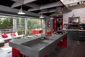 glass garage doors kitchen. Kitchen Garage Door View In Excellent Home Design Classy Simple Futuristic Glass Doors S