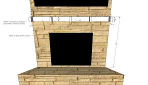 wood diy mantel depot white simple fireplace rustic design home brick plans ideas floating dimensions