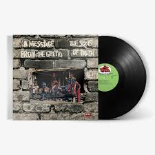 The <b>Sons of Truth</b> - A Message From the Ghetto (180g LP, Made in ...