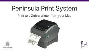 Install A Zebra Printer On Mac Zebra Printers On Mac Osx