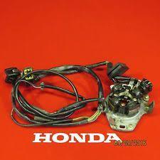 honda 125 coil 2002 honda cr125 stator alternator generator coil wiring harness 31100 kz4 l21