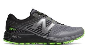 new balance trail shoes. new balance 910v4 trail, gunmetal with energy lime trail shoes