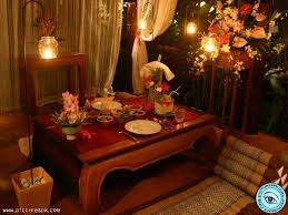 Simple Candle Decoration Simple Romantic Dinning Table Decoration Ideas With Candle