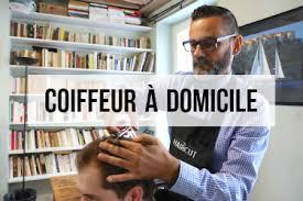 Coiffure Homme Domicile