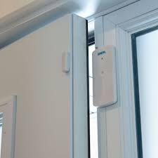 Door and Window Contact & Vibration Sensor (Wireless & Slim) | Ideal ...
