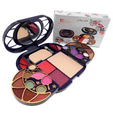 complete makeup kit. ads magic make up kit new fashion fantastic colour-land for a professional make-up - a8088 | kits homeshop18 complete makeup w