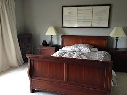 update old bedroom furniture updating a year old bedroom set update cherry bedroom furniture