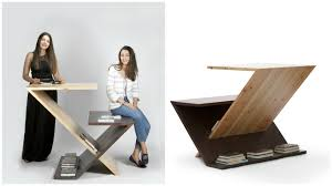 Student Furniture Design Lebanese Sisters Win Swedish Wood Design Competition