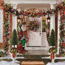 ... DIY-Christmas-Porch-Ideas-2