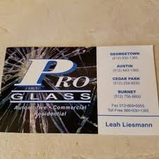 photo of pro auto glass georgetown tx united states
