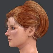 Lisa - Blender'da Gerçekçi Karakter 3D Model $120 - .blend .obj .unknown  .fbx - Free3D