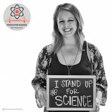 Why I March – Monique Smith — March for Science - San Francisco