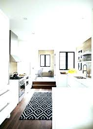 Black Kitchen Rugs Black Kitchen Rugs Rug In Kitchen Contemporary Kitchen  Rugs Interesting Black And White . Black Kitchen Rugs Black White ...