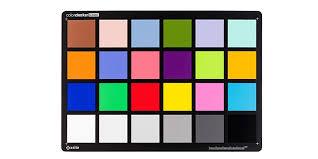 Gretagmacbeth Colorchecker Chart Colorchecker Classic X Rite
