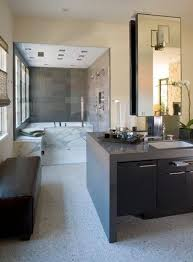 Steps To Remodeling A Bathroom Interesting Love The Practicality Of Housing The Tub Inside The Enclosed Shower