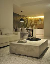 Interior Design Living Room Uk Stone Minimalist Design Table For A Modern Interior