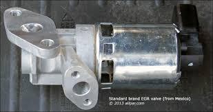 egr valve replacement guide 3 3 engine new egr valve