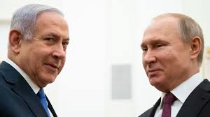 Putin hopes elected PM will preserve Russian-Israeli relations