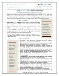 Military Resume Quality Manager Resume Example About Military
