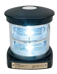 What Is A Masthead Light Perko Inc Catalog Navigation Lights Flex Mount Single