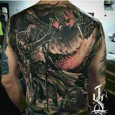 тату рыцарь Tattoo Today