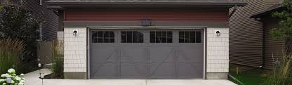 Carriage House Steel Garage Doors 9700