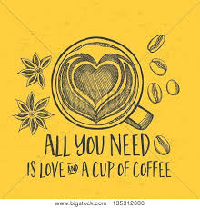 Coffee Menu Placemat Vector & Photo (Free Trial) | Bigstock