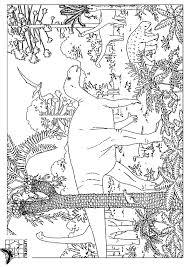 Dinosaurus Kleurplaten Online Triceratops Dinosaur Coloring Page