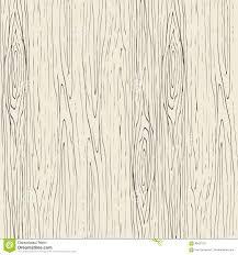 Wood Vector Texture Seamless Wood Grain Pattern Wooden Texture Vector Background Stock