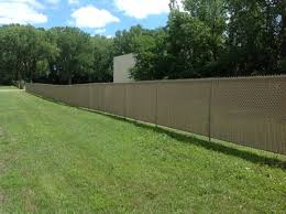 Image Of Chain Link Fence Slats Fence Windscreens Amp Privacy