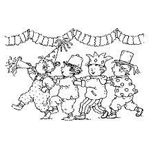 Carnaval Kleurplaat Alaaf Karneval Malvorlagen Malvorlagen1001 De