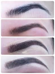 Wunderbrow Shades Chart Brow Lab Setting Gel Brittany Made Me Pretty